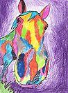 Nosy Colors  by Juhan Rodrik