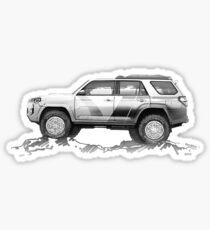 5th Gen 4Runner TRD - Classic Sticker