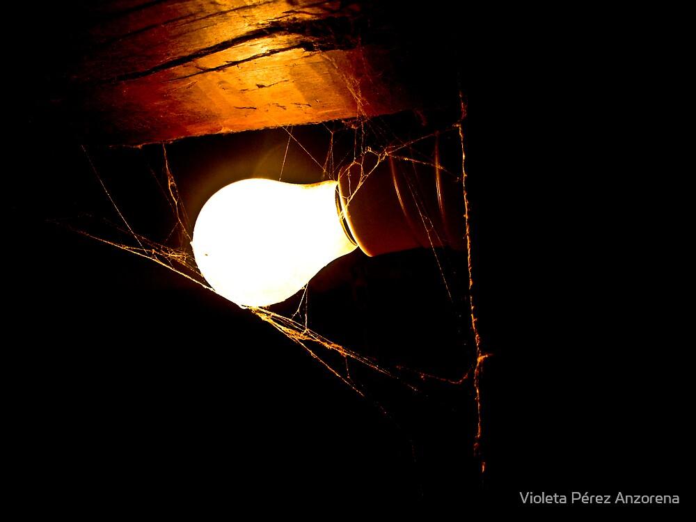 In the corner for a smile by Violeta Pérez Anzorena