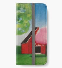 Red Barn iPhone Wallet/Case/Skin