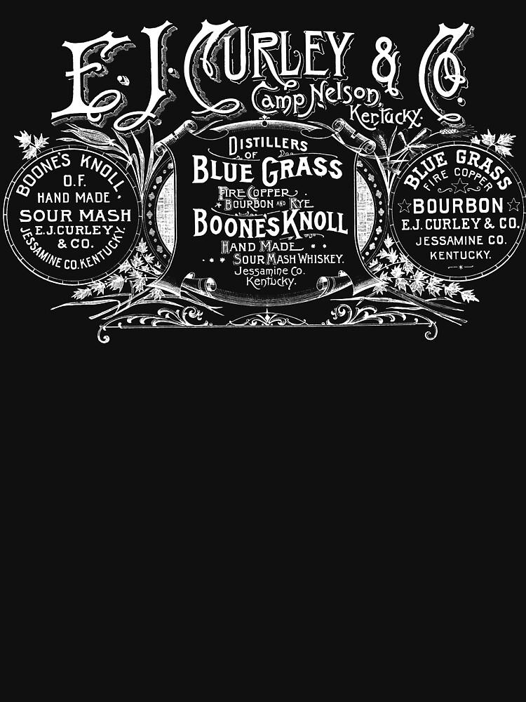 EJ Curley - Camp Nelson Kentucky Bourbon  by mkkessel