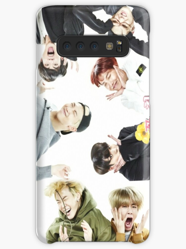 online store 70551 203be 'BTS Run Ep 33 Memes' Case/Skin for Samsung Galaxy by imgoodimdone