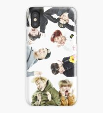 BTS Run Ep 33 Memes iPhone Case/Skin
