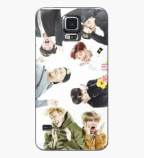BTS Run Ep 33 Memes Case/Skin for Samsung Galaxy