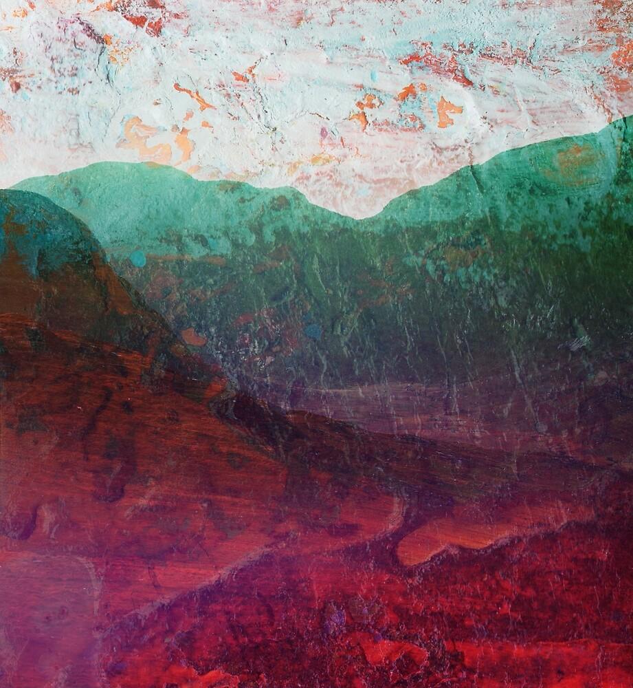 Across the Poisoned Glen by scoltockart