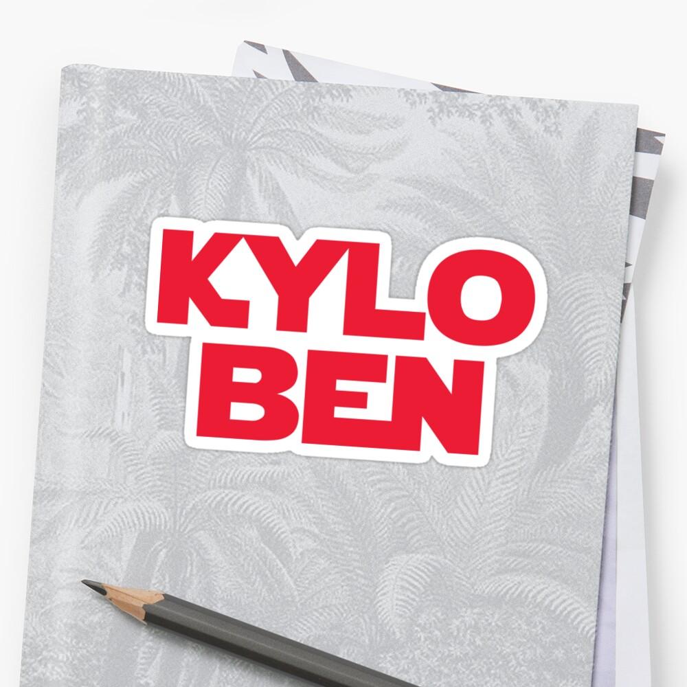 STAR WARS - Kylo Ben by Isaac Pierpont