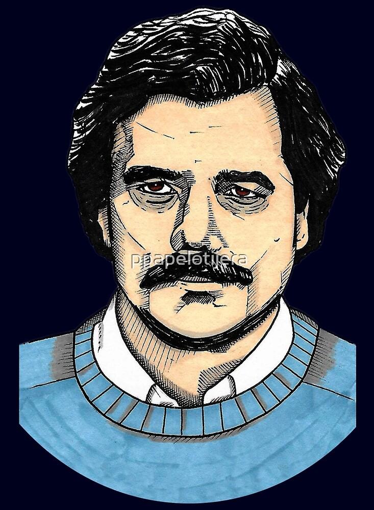 P. Escobar by ppapelotijera