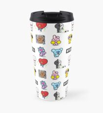 BTS BT21 Thermobecher