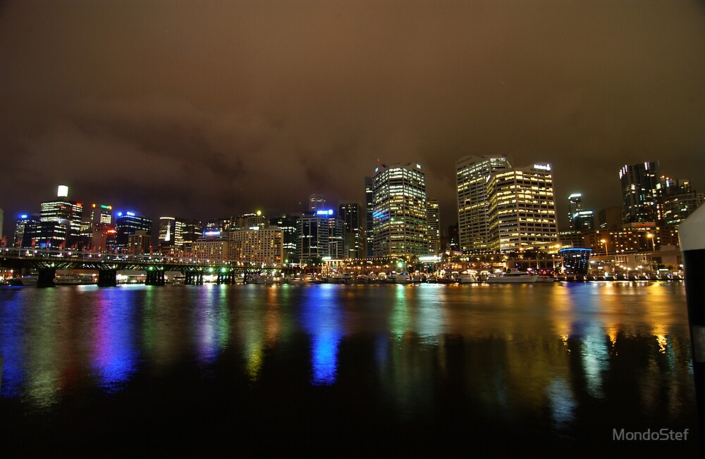 Darling Harbour_2 by MondoStef