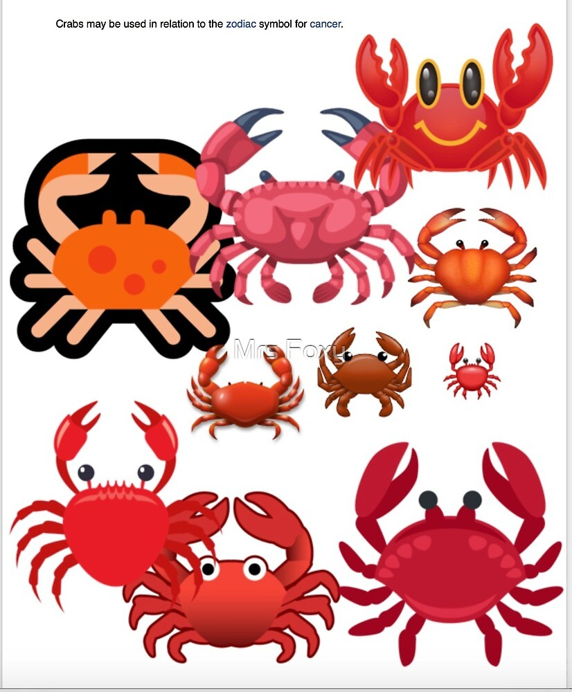 For my Crabby by Mrs Foxy