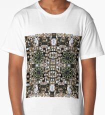 Techno-punk Dreams Long T-Shirt