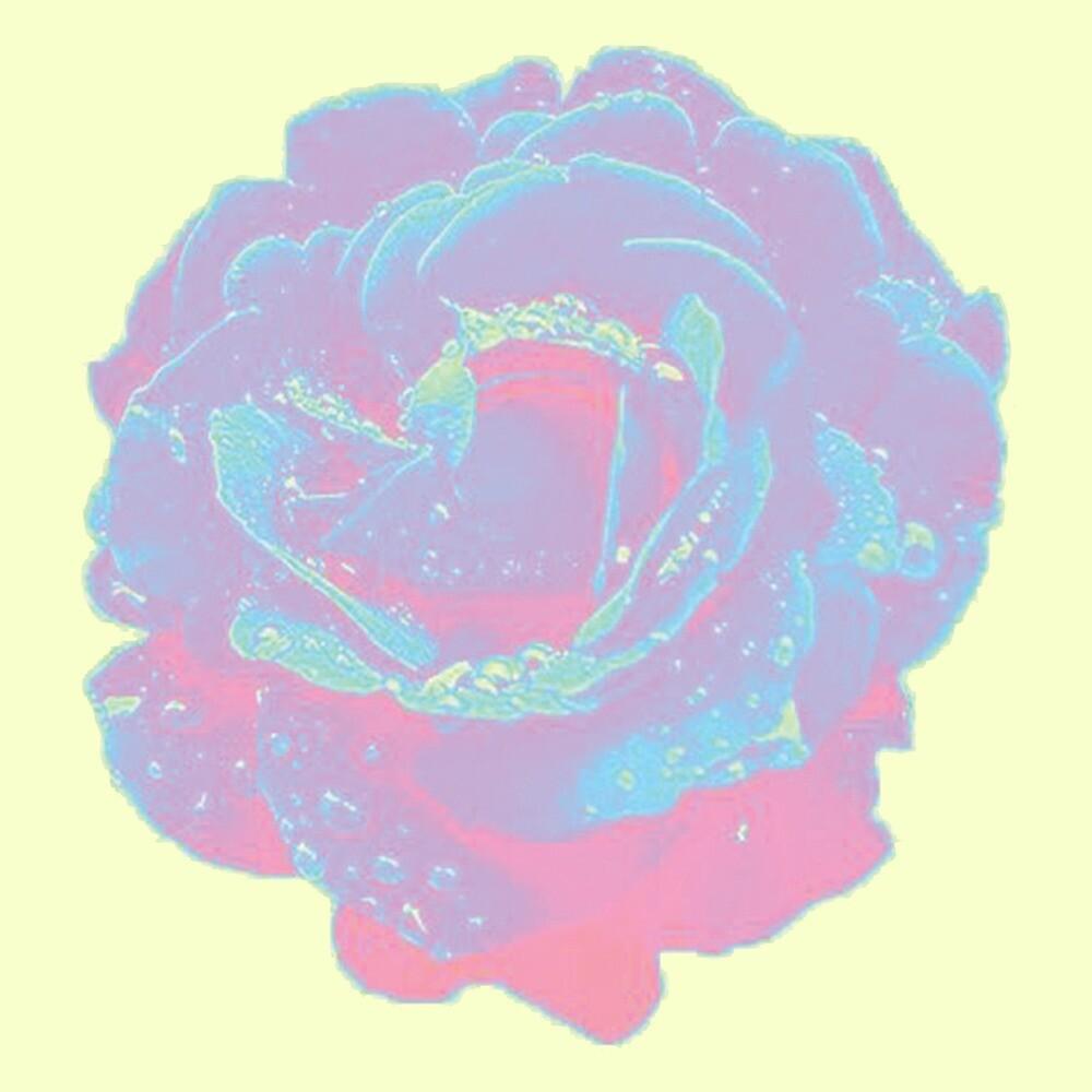 Pastel Flower Power by TDeBowDesigns