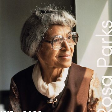 Rosa Parks by LiterateGifts