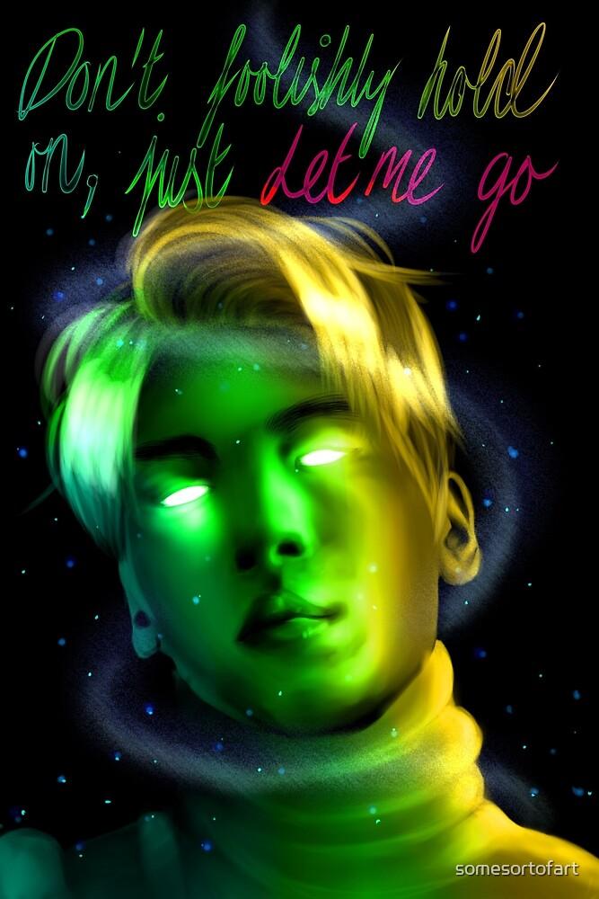 Jonghyun, Let me Out by somesortofart