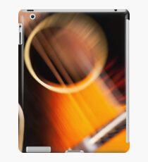 Acoustic Guitar by Jani Bryson Storyteller iPad Case/Skin