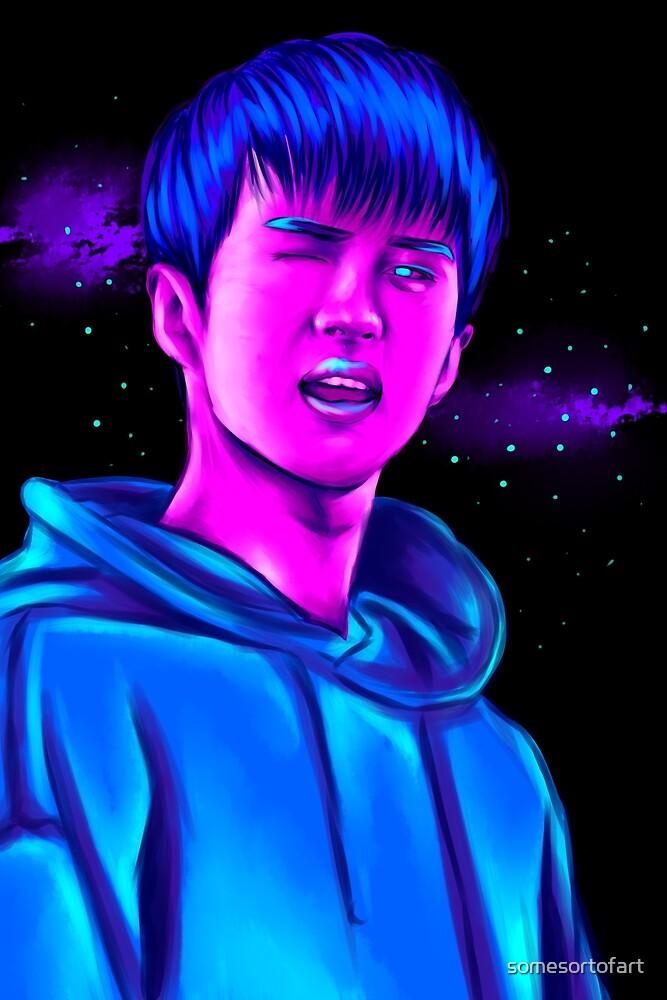 Ken Star by somesortofart