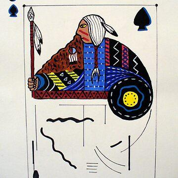 Jack Spades by ajisbister