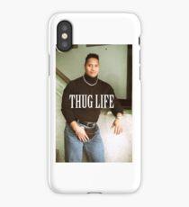 Throwback - Dwayne Johnson iPhone Case/Skin