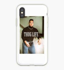 Throwback - Dwayne Johnson iPhone Case