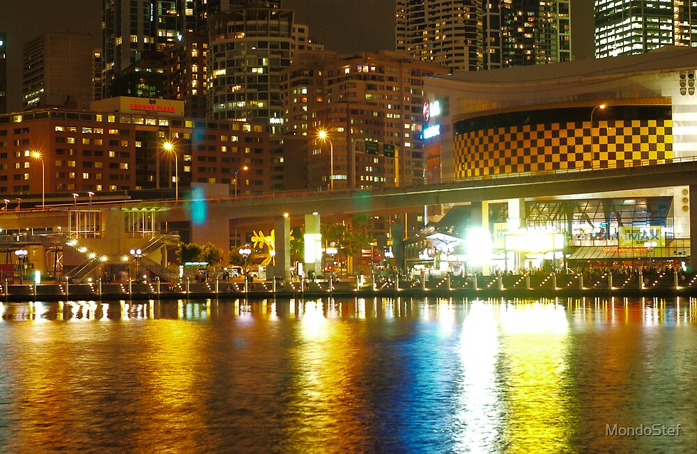 Darling Harbour_3 by MondoStef