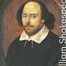William Shakespeare by LiterateGifts