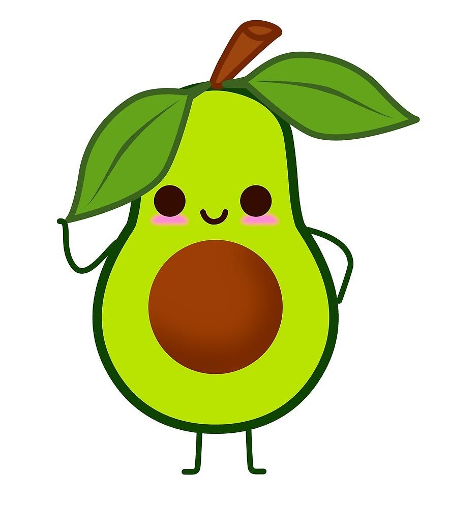 Cute Avacado by tmsmyth02