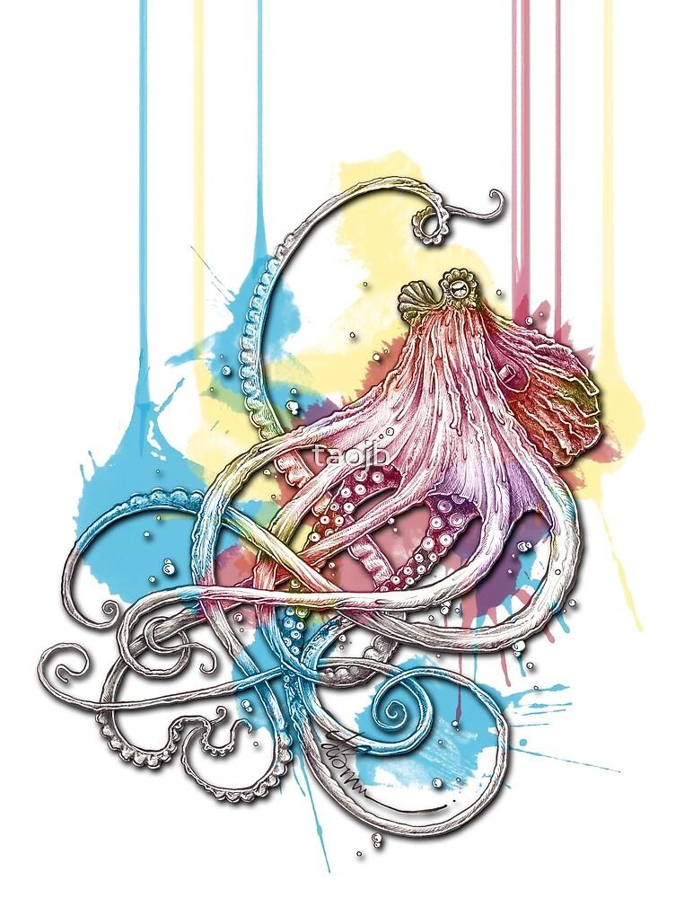 Octopus Ink by taojb
