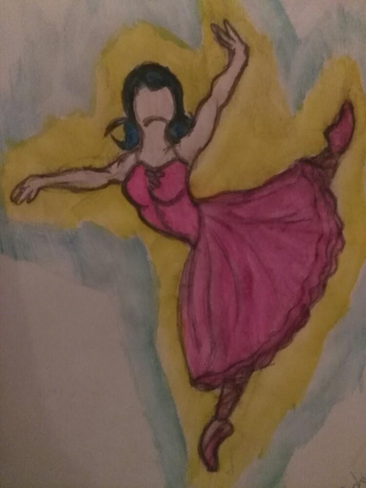 Ballerina Marinette by starcipher