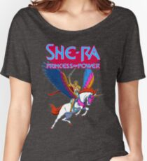 She-Ra Princess Of Power Women's Relaxed Fit T-Shirt