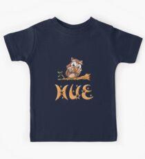 Hue Owl Kids T-Shirt