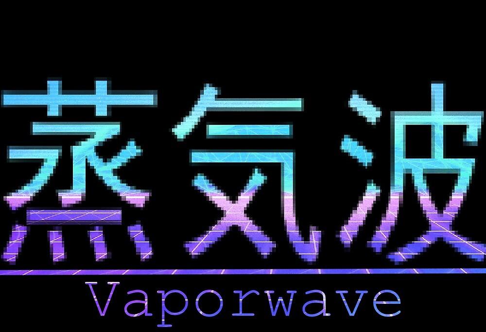 Vaporwave by OhHoneyFox