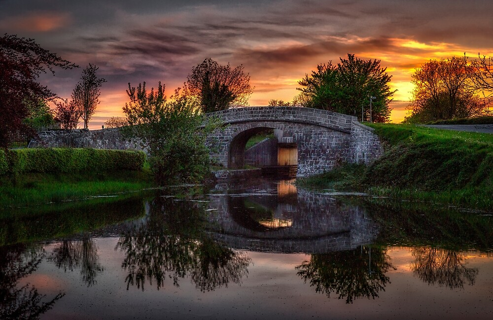 The Royal Canal by Willie Forde