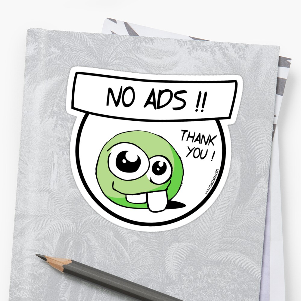 NO ADS! for mailbox with cute monster! by sardakin