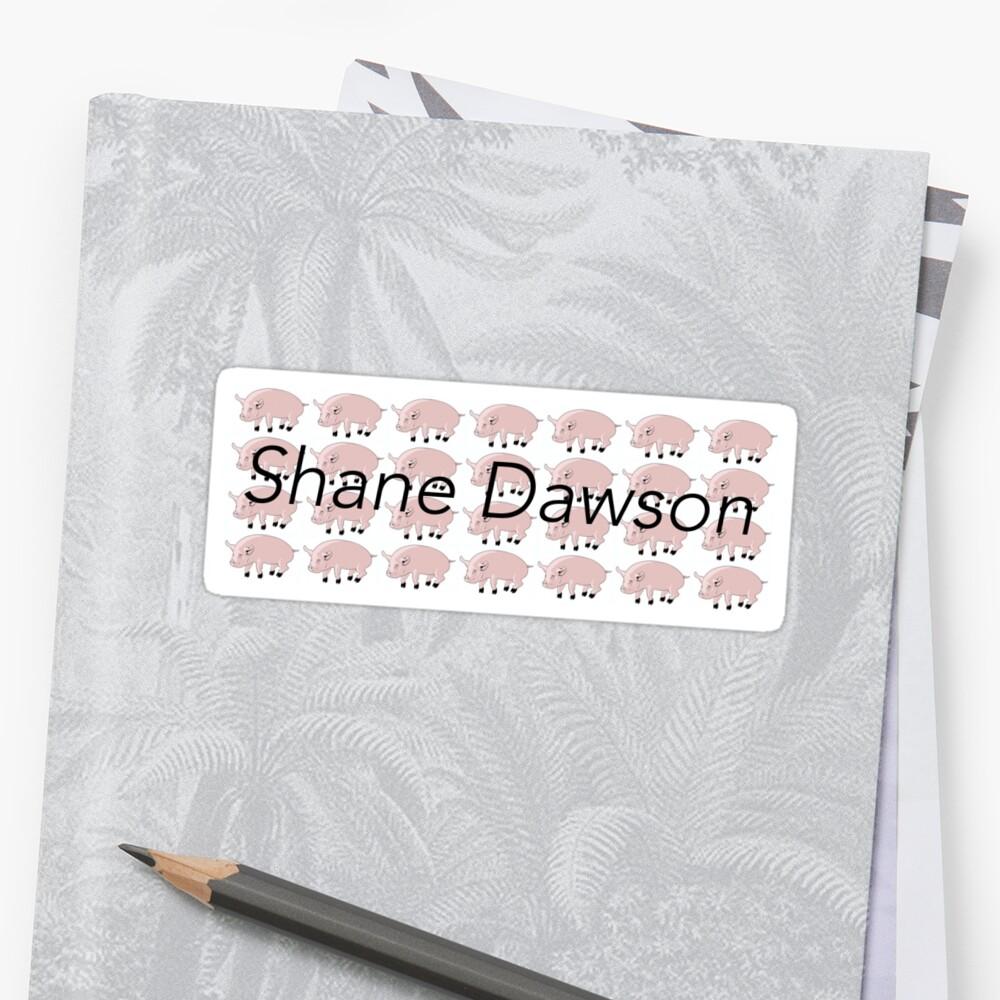 Shane Dawson by p2trick