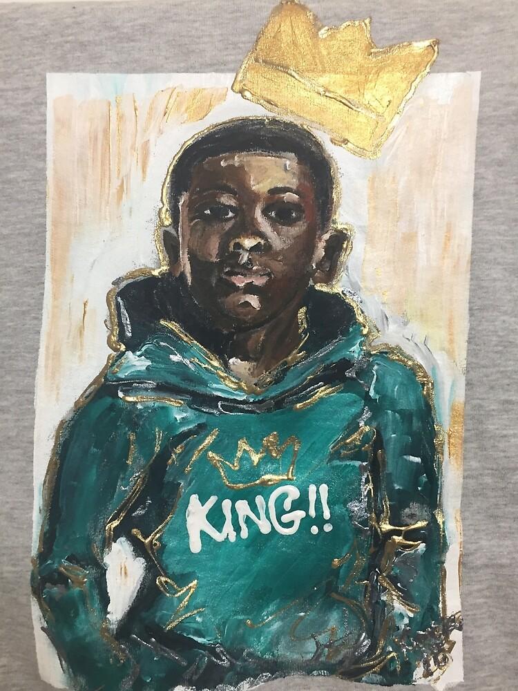 King by Kimeko Robinson