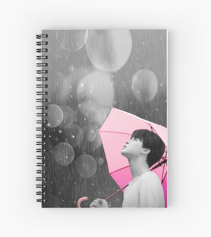 Jimin Umbrella Edit v.2 by rokku-chan