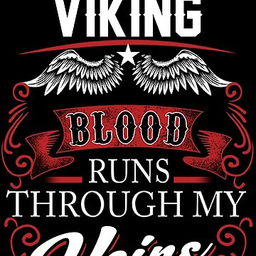 Vikings by TshirtsUK