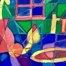 Ashleigh's Gradient Geometric Still Life by Emmapaige2020