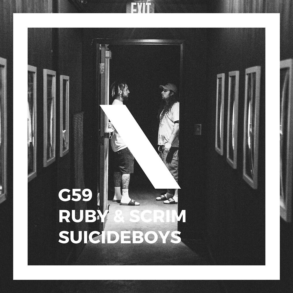 Suicideboys G59 Ruby & Scrim by Gasan
