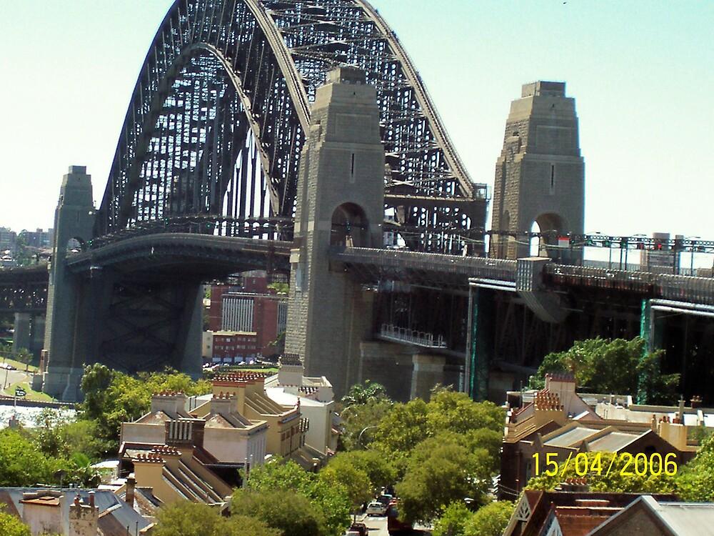 Harbour Bridge by Joel Thompson