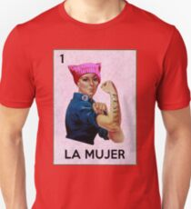 La Mujer Rosie Make Resistance Great Again  Unisex T-Shirt