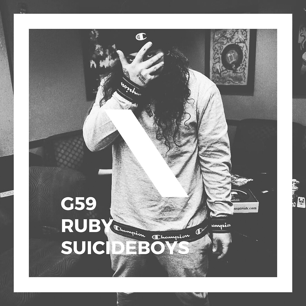 Suicideboys G59 Ruby by Gasan