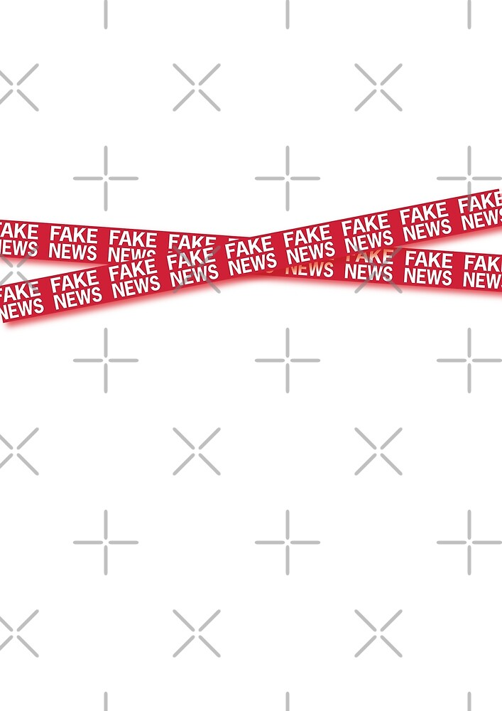 Fake News - Word on the street and online is it's #FAKE by neopod