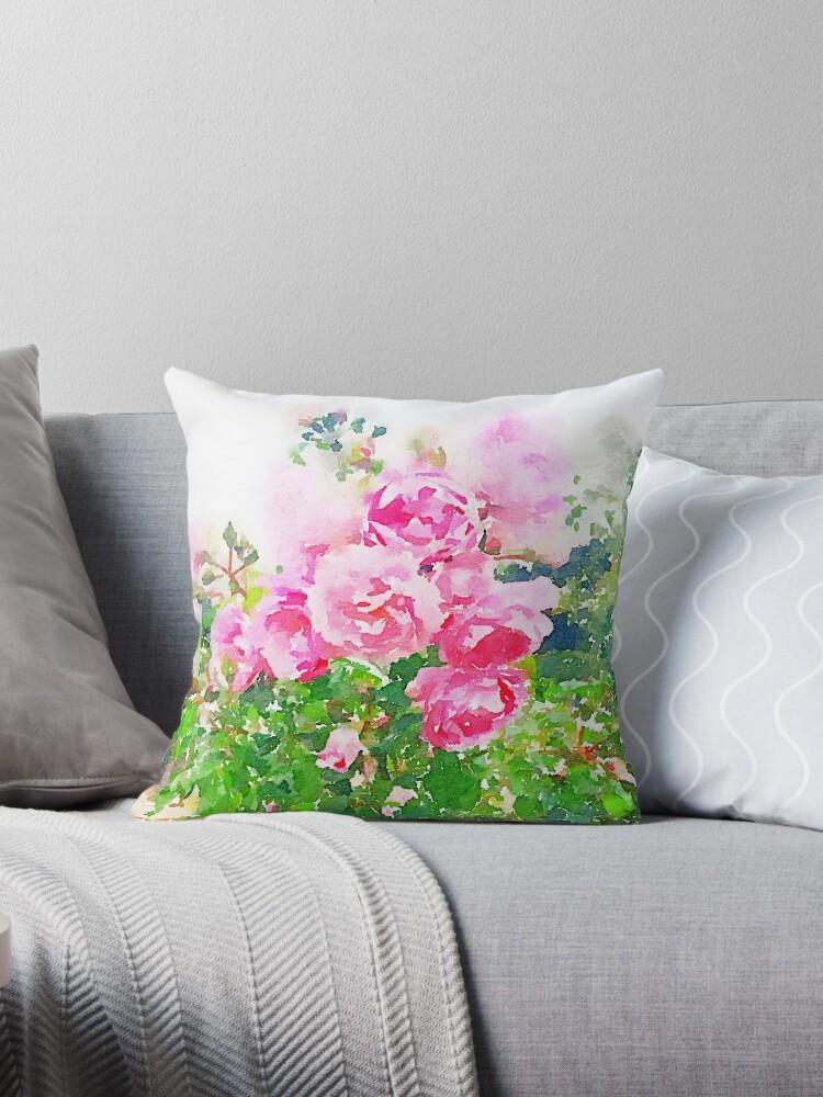Rose Garden by atfoxplace