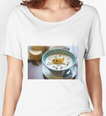 Loaded Baked Potato Soup Women's Relaxed Fit T-Shirt