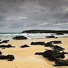 Lewis: Rocky Beach by Kasia-D