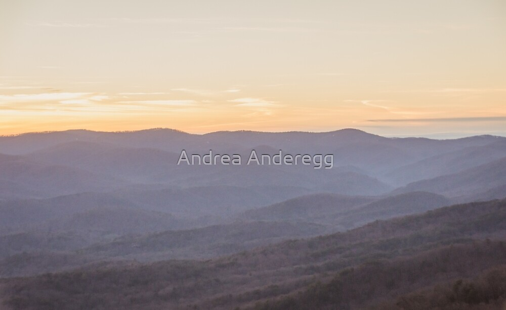 North Georgia Mountains by andreaanderegg