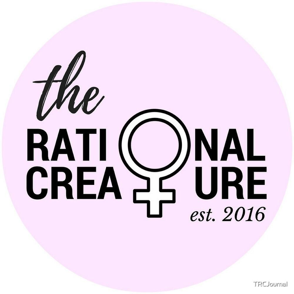 TRC Circle Design Pink by TRCJournal