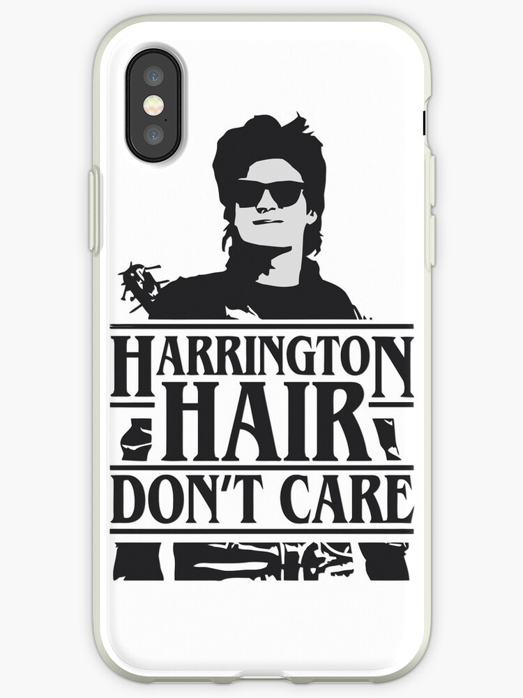 Steve Harrington Hair Dont Care by DelMcClellan
