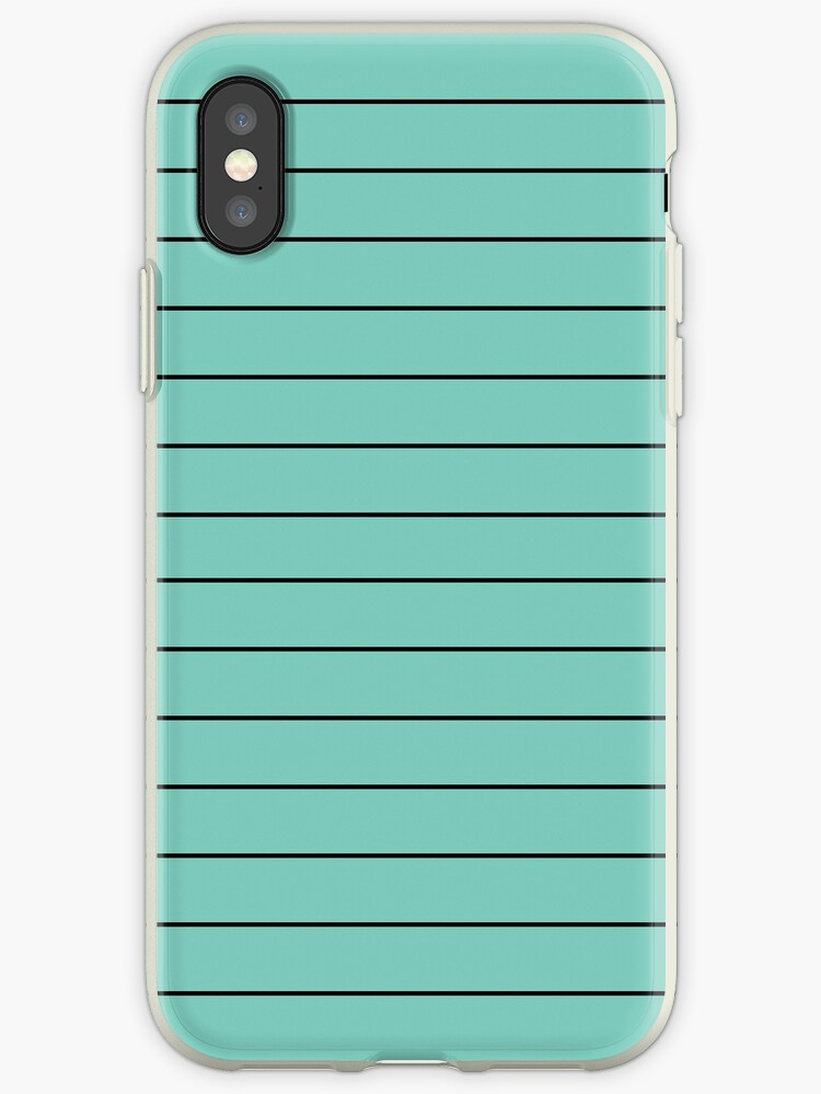 Cyan/Black Horizontal Stripes by sidebar